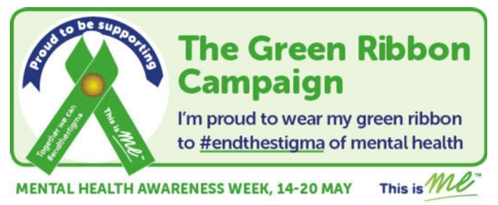 Green Ribbon Campaign email signature